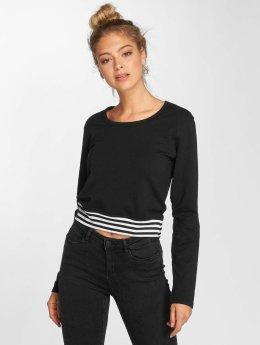 DEF T-Shirt manches longues Julia noir