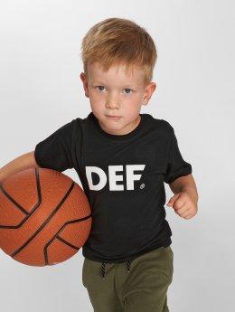DEF T-shirt Sizza nero