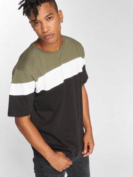 DEF t-shirt Steely olijfgroen