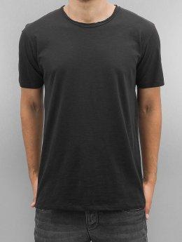 DEF T-Shirt Irvine schwarz