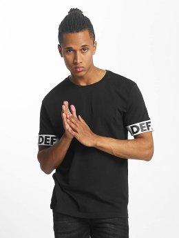 DEF T-Shirt Fred schwarz