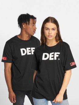 DEF T-Shirt JBG3 schwarz