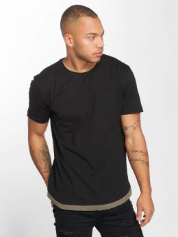 DEF T-Shirt Basic schwarz