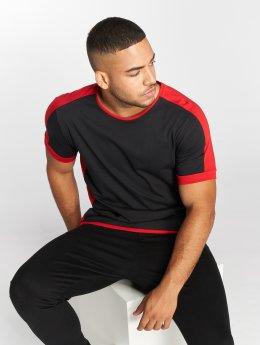 DEF T-Shirt Rands schwarz