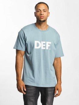 DEF T-Shirt Her Secret türkis