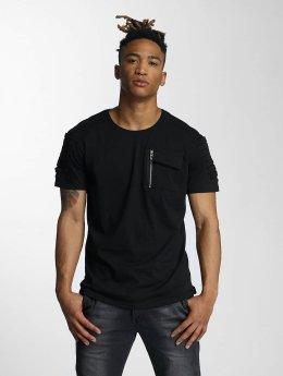 DEF t-shirt Leats zwart