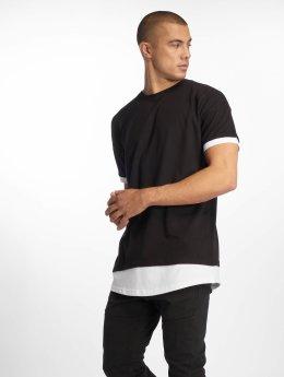 DEF t-shirt Tyle zwart