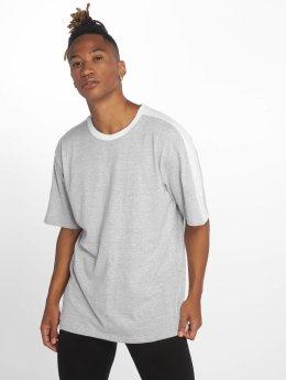 DEF T-shirts Jesse grå