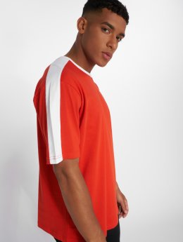DEF T-shirts Jesse rød