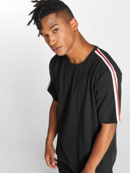 DEF T-Shirty Pindos czarny
