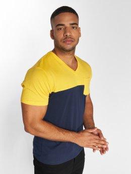 DEF T-Shirty Sevilla niebieski
