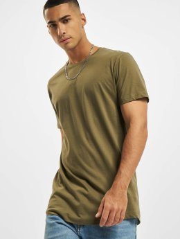 DEF T-Shirty Dedication oliwkowy