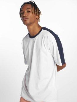 DEF T-skjorter Jesse hvit