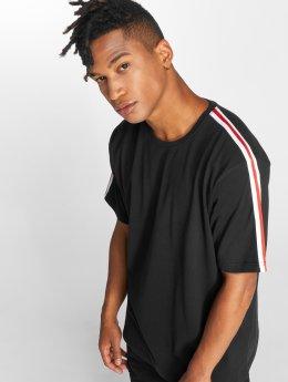 DEF T-skjorter Pindos svart