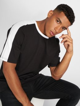 DEF T-skjorter Jesse svart