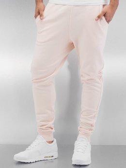 DEF Verryttelyhousut Basic roosa