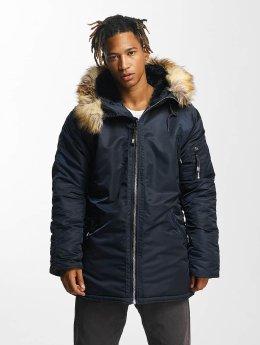 DEF Winter Jacket Sondre  blue
