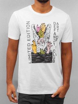 DefShop T-Shirt Art Of Now Kaja Hort weiß