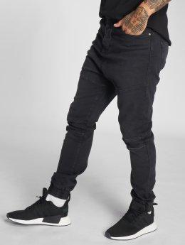 Deus Maximus Antifit jeans Gaius svart