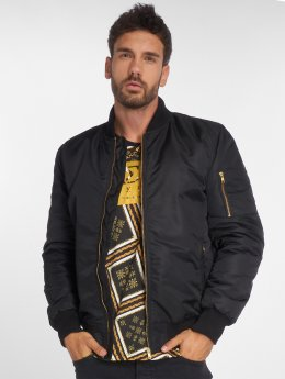Deus Maximus Bomber jacket Gianni black