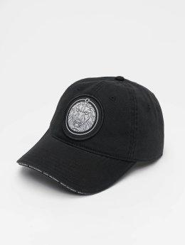 Deus Maximus Snapback Caps Nemeos čern