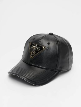 Deus Maximus Snapback Caps Cesare czarny