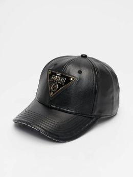 Deus Maximus Snapback Caps Cesare svart