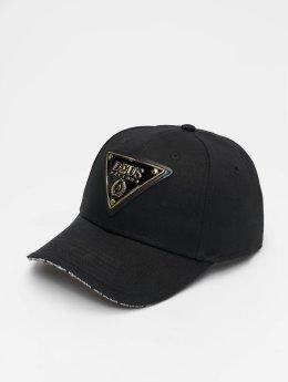Deus Maximus Snapback Caps Gianni svart