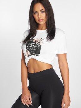 Deus Maximus T-Shirt Miuccia blanc