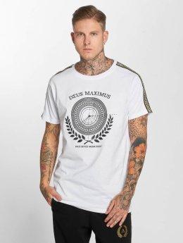 Deus Maximus T-Shirt Odysseus weiß