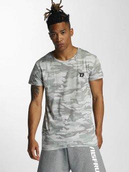 Devilsfruit Camiseta Mobb  camuflaje