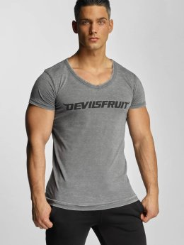 Devilsfruit T-Shirt Basic grau