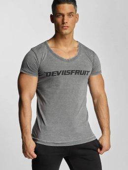 Devilsfruit T-Shirt Basic grey