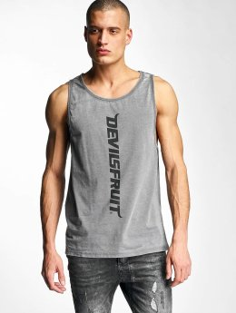 Devilsfruit Tank Tops Logo grey