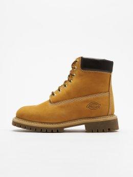 Dickies Čižmy/Boots Asheville hnedá