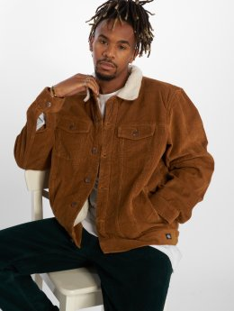 Dickies Демисезонная куртка Naruna коричневый
