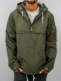 Dickies Демисезонная куртка Milford оливковый