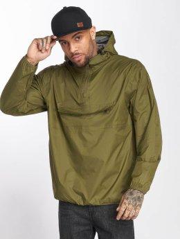 Dickies Демисезонная куртка Centre Ridge оливковый