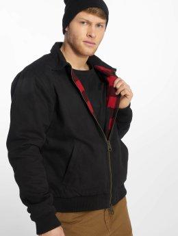 Dickies Демисезонная куртка Upperglade черный