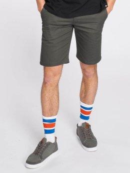 Dickies Cotton 873 Shorts Charcoal Grey