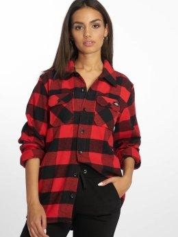 Dickies Camisa Sacramento rojo