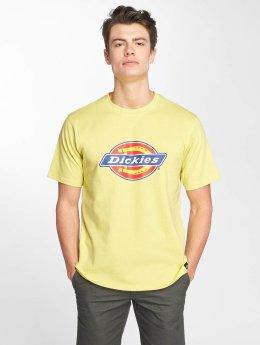 Dickies Camiseta Horseshoe amarillo