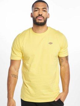 Dickies Camiseta Stockdale amarillo