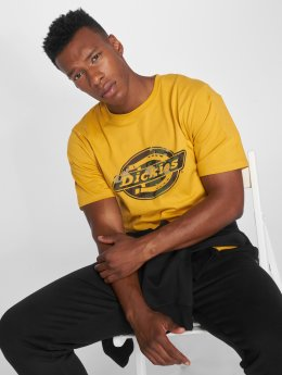 Dickies Camiseta HS One Colour amarillo