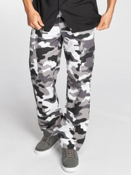 Dickies New York Cargo Pants White Camouflage