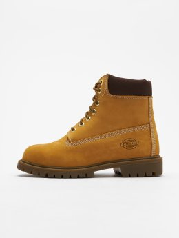 Dickies Chaussures montantes San Francisco brun