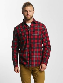 Dickies Chemise New Hope rouge