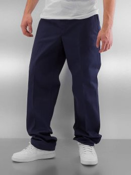 Dickies Chino Slim Straight Work blauw