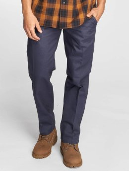Dickies Cotton 873 Pants Navy Blue