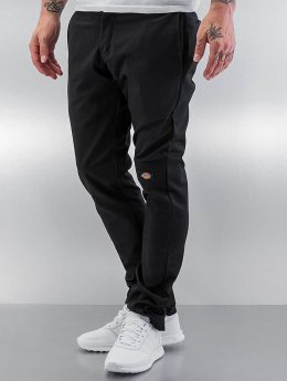 Dickies Chinot/Kangashousut Skinny Fit Double Knee musta